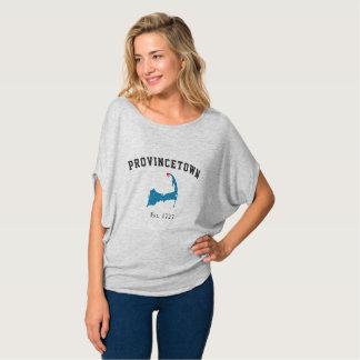 T-shirt Chemise de Provincetown le Massachusetts pour les
