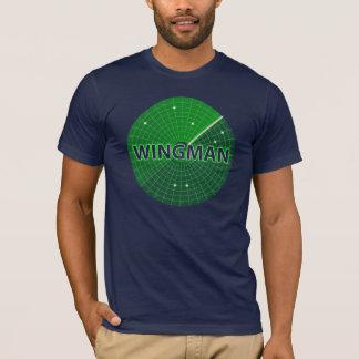 T-shirt Chemise de radar de Wingman