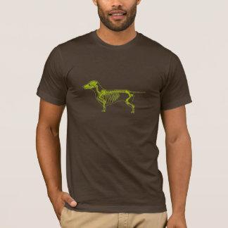 T-shirt Chemise de rayon X de teckel