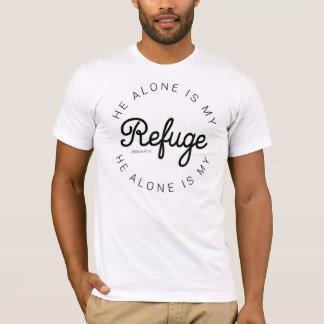 T-shirt Chemise de refuge (psaume 91)