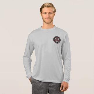 T-shirt Chemise de représentation du longsleeve des hommes