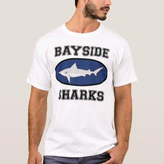 T-shirt Chemise de requins de Bayside