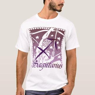 T-shirt Chemise de Sagittaire de zodiaque