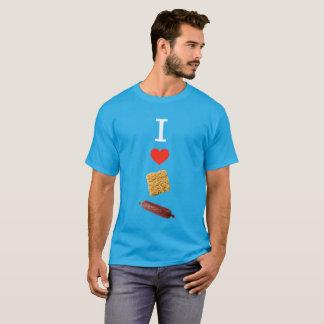 T-shirt Chemise de salami des Ramen I <3