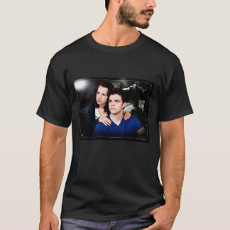 T-shirt Chemise de Sara et de mariage de la Jordanie