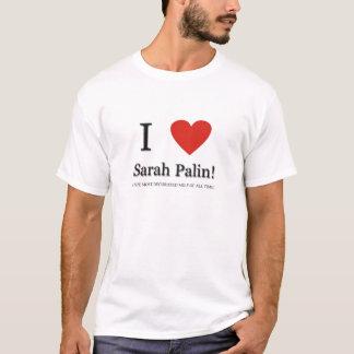 T-shirt Chemise de Sarah Palin MILF