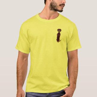 T-shirt Chemise de Sidney de teckel