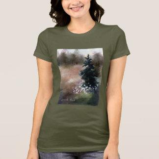 T-shirt Chemise de simplicité