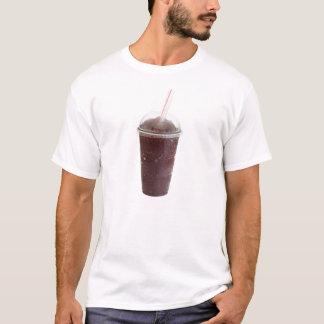 T-shirt Chemise de Slushie de raisin
