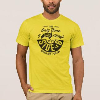 T-shirt Chemise de SlyVinyl 2014 RSD - ÉDITION de l'EUROPE