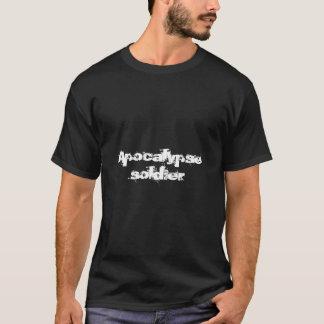 T-shirt Chemise de soldat d'apocalypse