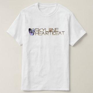 T-shirt Chemise de sortie d'album de battement de coeur