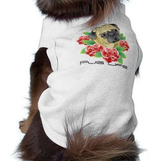 T-shirt Chemise de style de tatouage de cool de la vie de