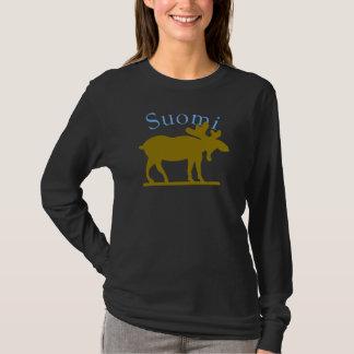 T-shirt Chemise de Suomi Hirvi