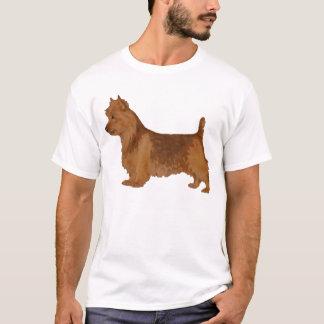 T-shirt Chemise de Terrier australien
