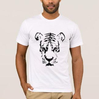 T-shirt Chemise de tigre de Rorschach, hommes