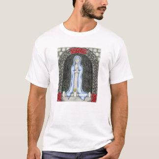 T-shirt Chemise de triade de bougie