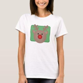 T-shirt Chemise de vacances de renne de Rudy