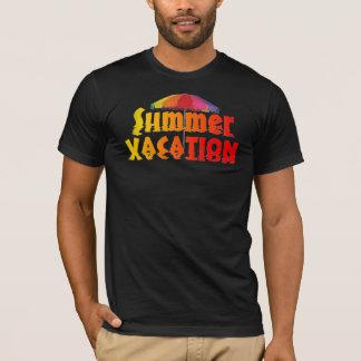 T-shirt Chemise de vacances d'été