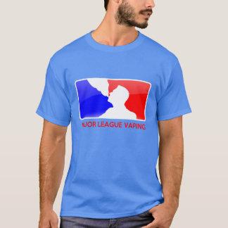 T-shirt Chemise de Vaping de ligue