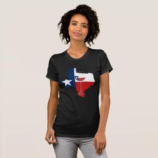 T-shirt Chemise de vin du Texas