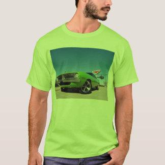 T-shirt Chemise de voiture de muscle de cuda de Hemi '