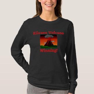 T-shirt Chemise de volcan de Kilauea