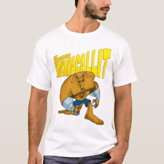 T-shirt Chemise de Watchamacallit