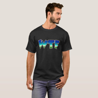 T-shirt Chemise de WTF $^%^&&