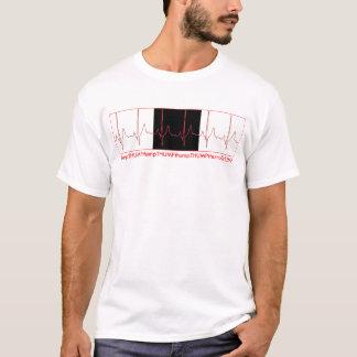 T-shirt Chemise d'ECG