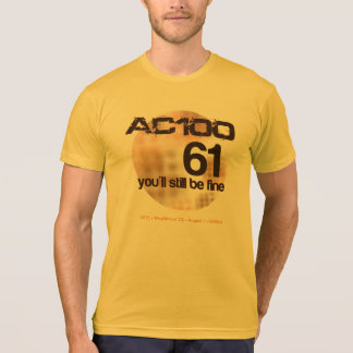 T-shirt Chemise d'équipe de l'AC100 de Randy