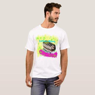 T-shirt Chemise des années 80 d'argent de Spencer