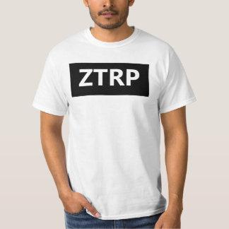 T-shirt Chemise des productions YT de ZTR (PLUS GRANDE)