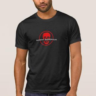 T-shirt chemise d'espion de guerre froide des années 1960