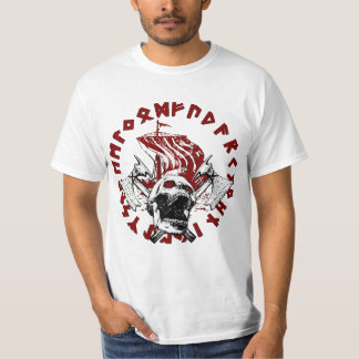 T-shirt Chemise d'héritage de Viking