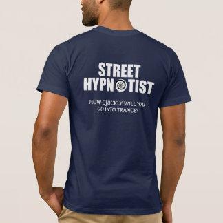 T-shirt Chemise d'hypnose de rue