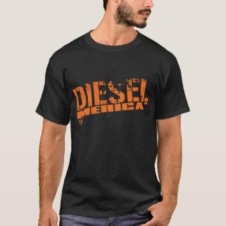 T-shirt Chemise diesel de Merica