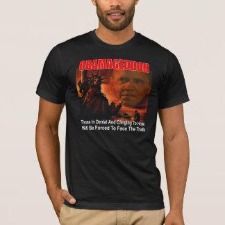 T-shirt Chemise d'Obamageddon