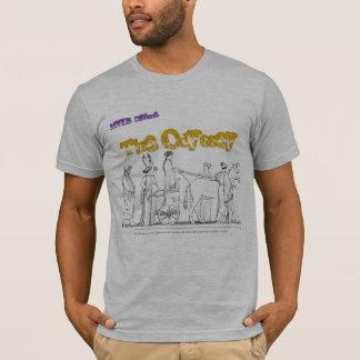 T-shirt Chemise d'odyssée de vue de Monta