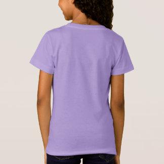 T-Shirt Chemise drôle de fille de gymnastique pour les