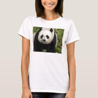 T-shirt Chemise du Babydoll des femmes de visage de panda