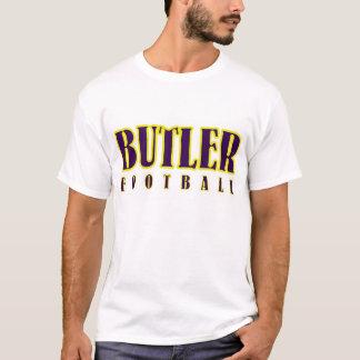 T-shirt Chemise du football de maître d'hôtel (programme)
