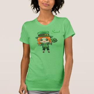 T-shirt Chemise du jour de Patrick de saint de dames