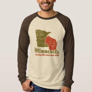 T-shirt Chemise du Minnesota