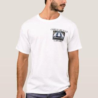 T-shirt Chemise du MUSCLE CAMARO de CHEVY