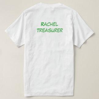 T-shirt Chemise du RCAC de Rachel