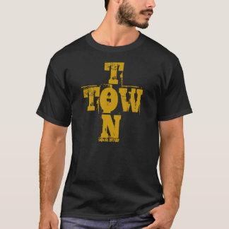 T-shirt Chemise du sud de ville de la butte T (Tucson)