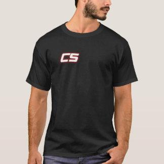 T-shirt Chemise du T. des hommes de capitaine numéro