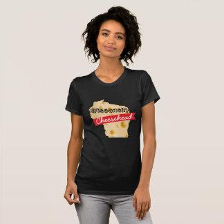T-shirt Chemise du Wisconsin Cheesehead
