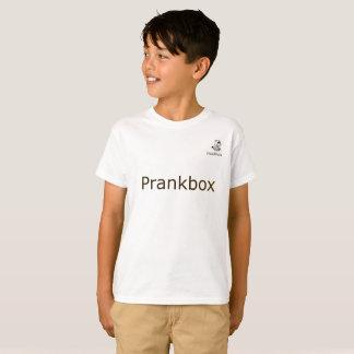 T-shirt chemise extrêmement rare de boîte de polisson